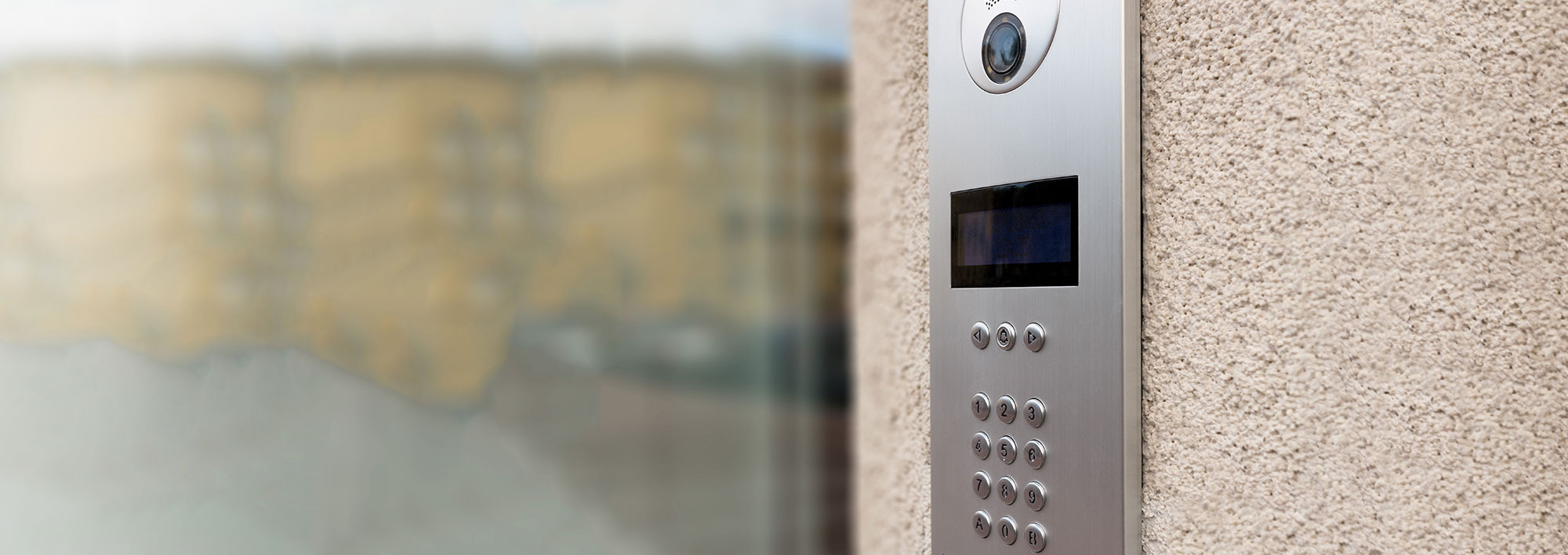 Door Entry Systems Cctv Systems In Widnes Link Alarms