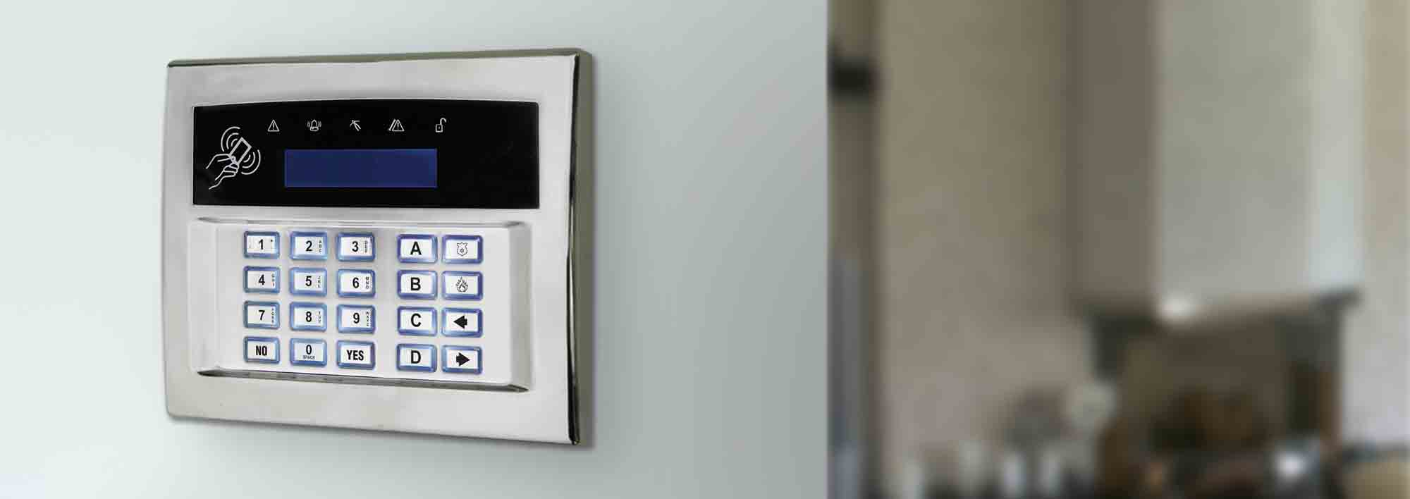 Intruder Alarm System In Widnes Wired Amp Wireless Alarms
